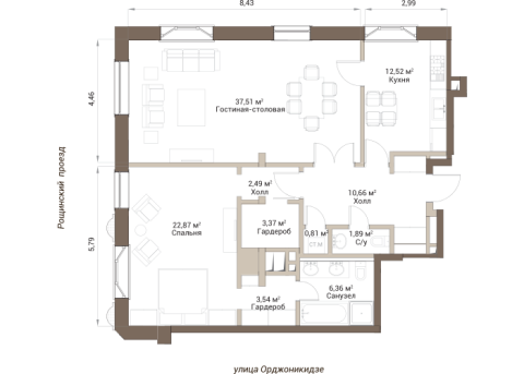ЖК Barkli Residence (Баркли Резиденс)